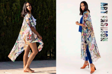 Tendencias de moda primavera verano 2021